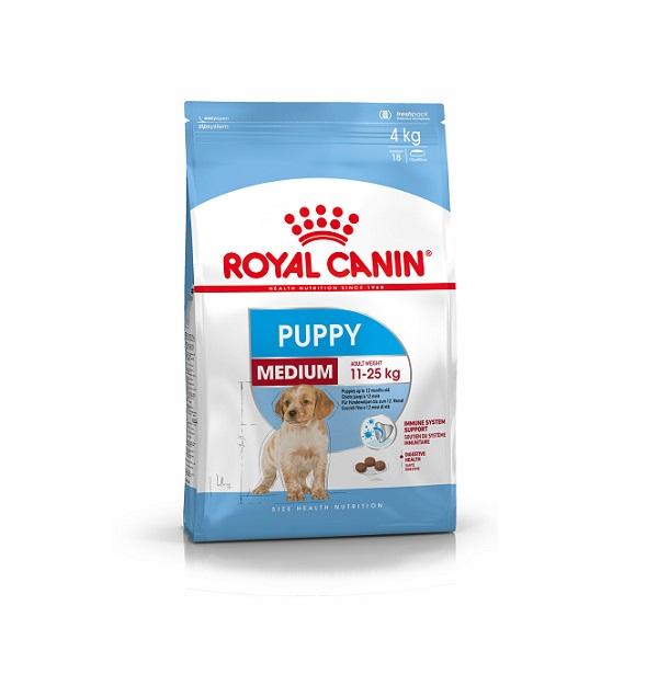 Покупаем корм для щенков Роял Канин в интернет-магазине